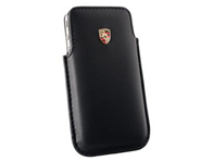 Porsche Case for iPhone 4, Black