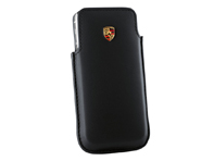 Porsche Case for iPhone 5, Black