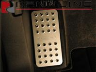 Rennline Dead Pedal Perforated. Porsche 955/957 Cayenne