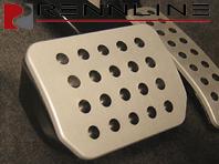 Rennline Brake Pedal  Rubber Grip. Porsche Cayenne TIPTRONIC