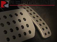 Rennline Gas Pedal  Rubber Grip. Porsche Cayenne