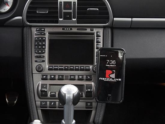 Magnetic Cell Phone Mount >> Rennline ExactFit Magnetic Phone Mount Porsche PM01.11 ...