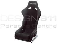 RECARO Apex Race Seat. Perlon Velour black