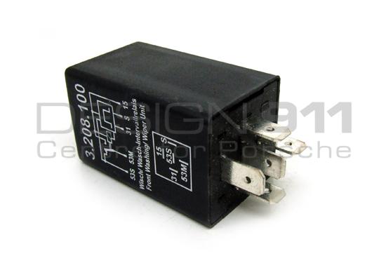 intermittent wiper relay porsche 924 / 944