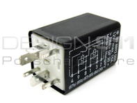 Fuel pump relay / DME relay. Porsche 924s / 944 / 964 / 968 / 993