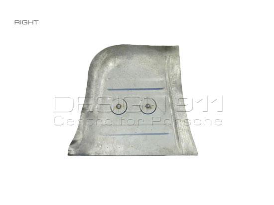 Porsche 356 A Rear Seat Bottom 64450107301 64450107302