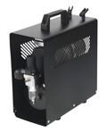 Sealey Mini Air Brush Compressor 3ltr Tank