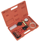 Sealey Vacuum Tester and Brake Bleeding Kit