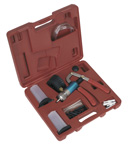 Sealey Vacuum and Pressure Test/Bleed Kit