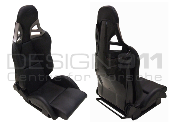 Track Bucket Sports Seat Dtx Recline 999780712