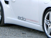 Under Side Sills - Paintable Version. Porsche 997 C4 / C4S / Turbo