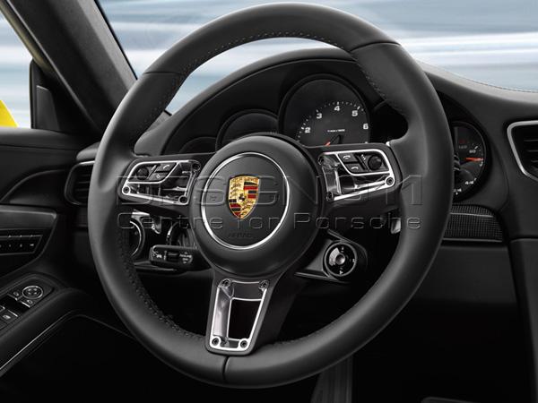 Porsche Gt Sport Steering Wheel 99104440030 99104440031