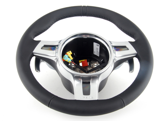 Porsche 997 Multi Function Sport Design Steering Wheel