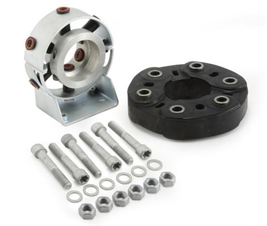 Cardan Prop Shaft Support Bearing Repair Porsche Cayenne