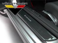 Vorsteiner V-RT Door Sills Carbon Fibre for Porsche 997 Turbo