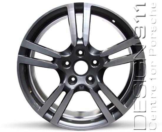 Buy Porsche Macan 95b Mk1 2014 2018 Alloy Wheels 21 Design 911