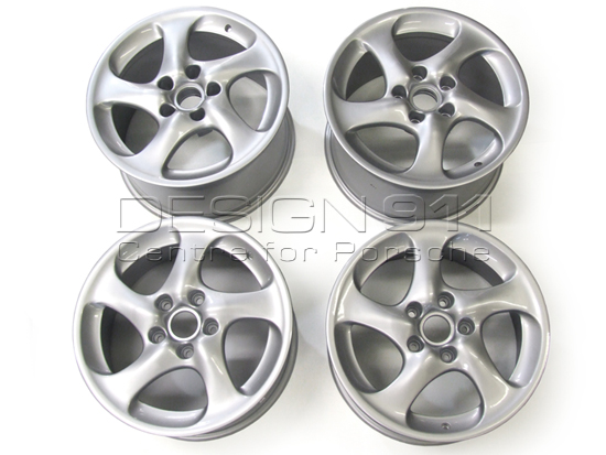 Buy Porsche Boxster 986 987 981 Alloy Wheels 18