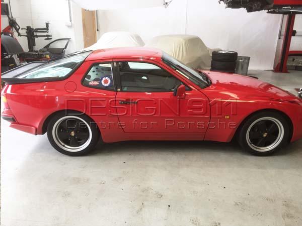Buy Porsche 944 1982 1991 Alloy Wheels 17 Design 911