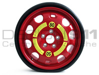 "Emergency Wheel 19"" with Collapsible Tyre. Porsche 957 Cayenne"