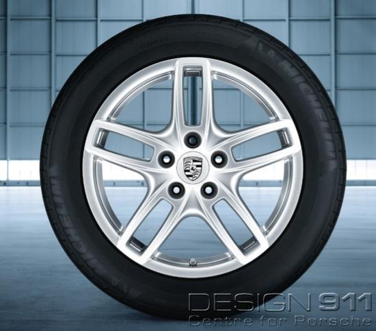 19 Cayenne Turbo Summer Alloy Wheels Tyres Original Porsche
