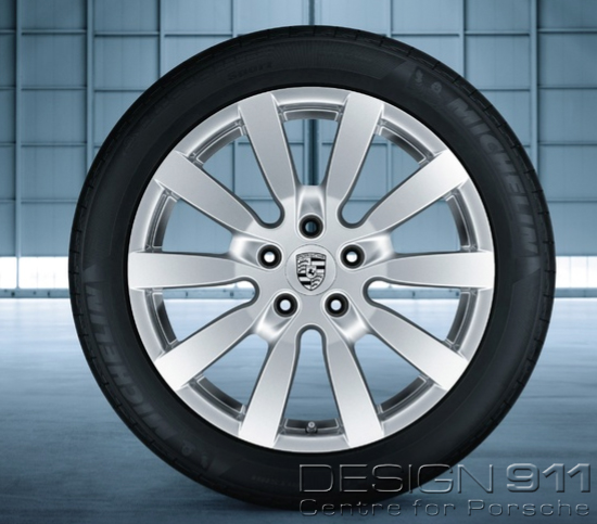 20 Quot Cayenne Sportdesign Ii Winter Alloy Wheels Amp Tyres