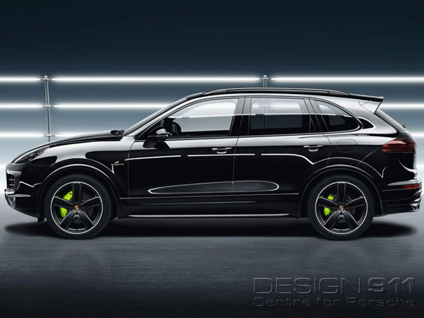 21 Quot Cayenne Sport Classic Black Summer Alloy Wheels