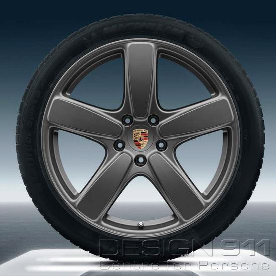 21 Quot Cayenne Sport Classic Platinum Summer Alloy Wheels