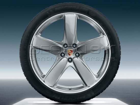 21 Quot Macan Sport Classic Alloy Wheels Amp Summer Tyres