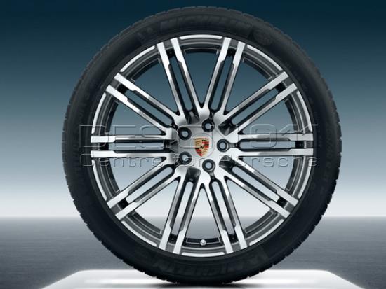 Buy Porsche Macan Alloy Wheels 21 Quot Design 911