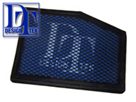 Air Filter Vortex for Porsche Boxster 986 2.5/2.7/3.2L -DesignTek