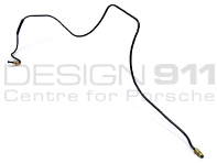 Distributor Piece to rear Caliper Flexi Hose brake line. Porsche 924 / 944
