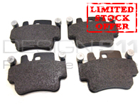 Brake Pads Front Porsche 996 / Boxster 986S / Boxster 987 S / CAYMAN