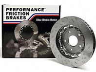 PFB Replacement CERAMIC Brake Disc rotor REAR DIMPLED. Porsche 997 Models