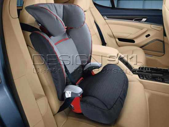 Porsche Plus Child Seat For Children 35 Years To 12 Years