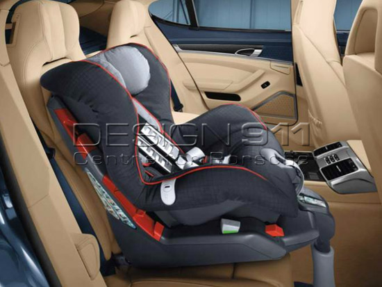 Buy Porsche Panamera 970 Mk2 2014 2016 Child Seats