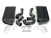 Radiator Inter Coolers Porsche 997 Turbo / 997 Turbo S