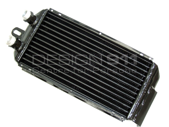 Porsche Design Cooler : Porsche front radiator oil cooler