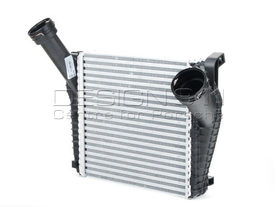 Porsche Design Cooler : Porsche cayenne radiator inter cooler