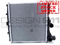 Radiator Water Coolant Fluid. Porsche Boxster 987 / Cayman 987C / 997 (OE Part No. 99710613102 / 99710613202)