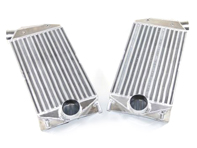 Radiator Inter Coolers Kit. Porsche 997 Turbo