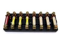 fuse box 8-pole  porsche 911 1974-89 / 930 1975-77