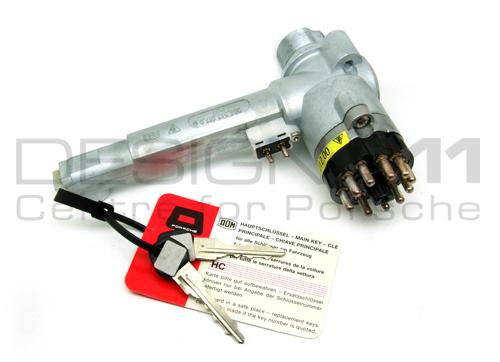 ignition starter / steering lock  porsche 911 / 964 / 944