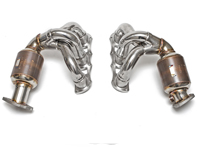 Exhaust Sport Headers. Porsche 981 Boxster / 981C Cayman