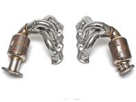 Exhaust Sport Headers. Porsche 981 Boxster / 981C Cayman