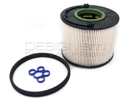 fuel filter porsche cayenne 3 0l v6 diesel