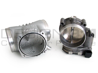 Aluminum Intake Plenum Competition + 74mm Throttle Body Porsche 986 Boxster S IPD