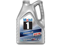 Mobil 1 Extended Life Engine Oil 10W-60 Motorsport