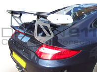 Rear Spoiler GT3 RS. Porsche 997 Models