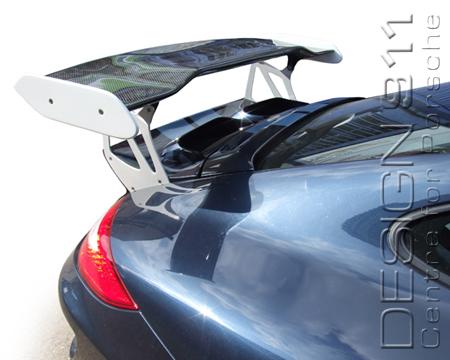 rear spoiler gt3 rs porsche 997 models 99751220003. Black Bedroom Furniture Sets. Home Design Ideas