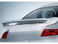 Bi-Plane Rear Spoiler Type GT. Porsche 997 Carrera / 997 Turbo